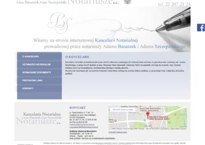 Kancelaria Notarialna Banaszek i Szczepański
