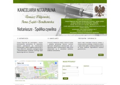 Kancelaria Notarialna Sądecka-Filipowski